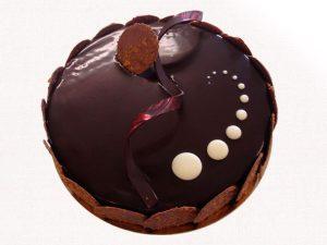 Pâtisserie entremet pâtissier Feuilletine - La Chocolaterie Gourmande à Amboise