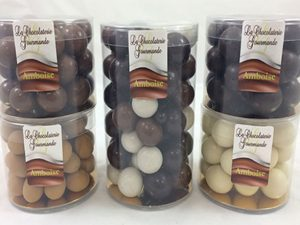 Noisettes assorties chocolat
