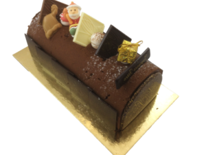 buche trio gourmand