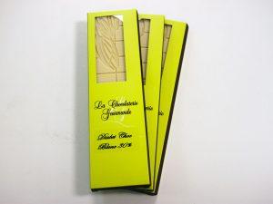 Tablette de chocolat blanc 30% Diabet Choc