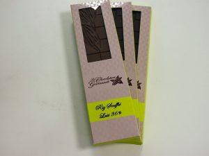 Tablette de chocolat au lait 36% riz soufflé