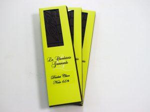 Tablette de chocolat noir 65% Diabet Choc