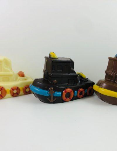 bateaux assortis