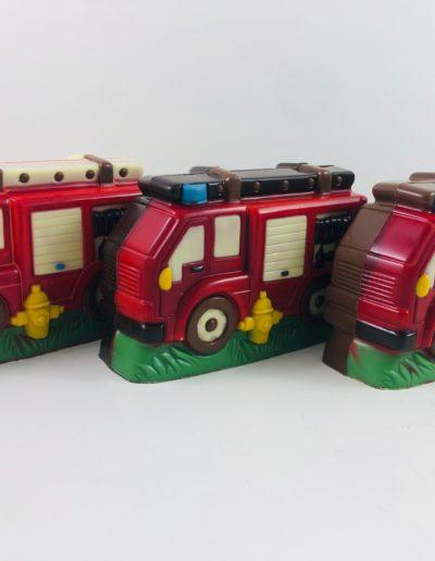 Camion de Pompiers assortis