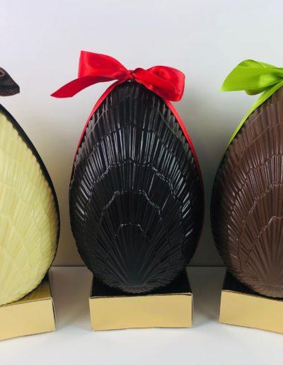 œufs assortis 19 cm
