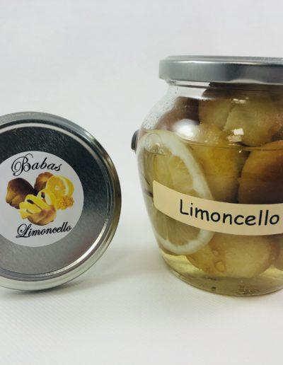 Baba Limoncello