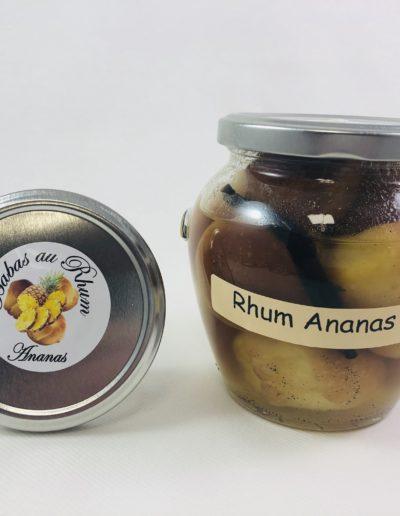 Baba Rhum Ananas
