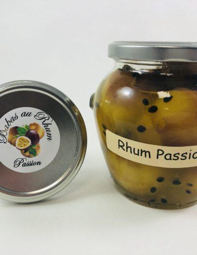 Baba Rhum-Passion